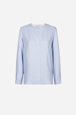 Blouse Jainia en coton oxford