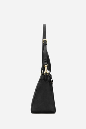Grand Sac Eclipse en cuir de vachette